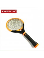 Kenmaster KM-089 Raket Nyamuk Senter LED - Mosquito Killer Rechargeable LED