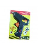 Kenmaster KM-KS15 Glue Gun 15Watt Switch On Off - Lem Tembak On Off 15 Watt