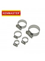 Kenmaster Klem Selang Set Hose Clamp Ring Gas LPG 10 Pcs