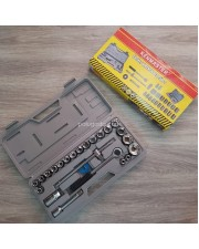 Kenmaster Kunci Sok 25 Pcs - Socket Wrench Set 25