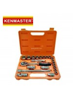 Kenmaster Kunci Sok Set 22 Pcs Premium Professional Socket Wrench