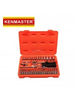 Kenmaster Kunci Sok Set 38 Pcs Premium Professional Socket Wrench