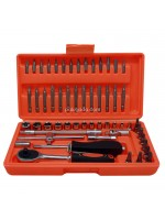 Kenmaster Kunci Sok 60 Pcs - Professional Socket Wrench Set