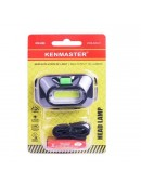 Kenmaster KM-888 Head Lamp LED 3 Mode Senter Kepala
