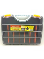 Kenmaster Mini Box With Handle 23 Compartment - Mini Tool Box 23 Slot