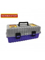 Kenmaster Toolbox 17 Inch Tool Box Heavy Duty