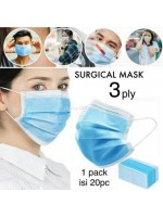 Masker 3 Ply isi 20 Pcs Surgical Mask