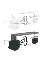 Careion Masker 4Ply isi 50Pcs Disposable Face Mask Earloop