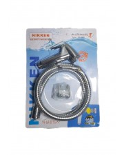 Nikken Jet Shower Chrome - Shower Cebok Chrome Flexible