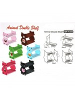 Animal Double Shelf - Rak Multifungsi 2 Susun