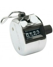 Hand Tally Counter - Alat Hitung Manual 4 Digit