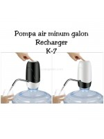K7 Water Pump Rechargeable Usb - K7 Pompa Galon Elektrik