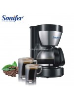 Sonifer SF-3513 Coffee Maker Kettle - Alat Pembuat Kopi 6 Cup SF3513