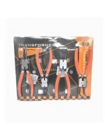Transformer Circlip Pliers Set 4pcs - Snap Ring Tang Spi