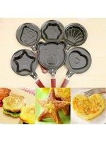 Teflon Telur Karakter Anti Lengket - Frying Pan Egg