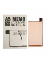 Memo Bottle A5 Notebook 420ml - Botol Minum