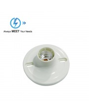 Meet M-630 Fitting Plafon Bulat Lampu Bohlam