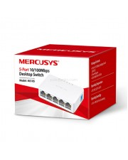 Mercusys MS105 5-Port 100Mbps Desktop Switch