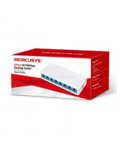 Mercusys MS108 8-Port 100Mbps Desktop Switch