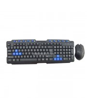 Keyboard + Mouse Gaming Molucca
