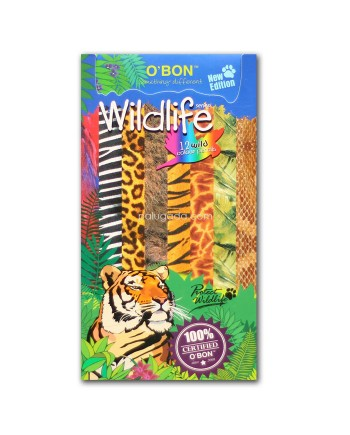O'BON Wildlife Series Pensil Warna isi 12pcs