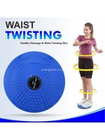 Waist Twisting Disc Jogging Plate Piringan Senam Packing OPP