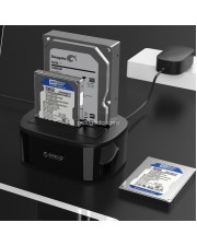 Orico 6228US3-C USB3.0 Dualbay Docking Station for HDD SSD