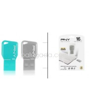 PNY Flashdisk  - Key Attache  4 GB (SALE-Sisa 3)