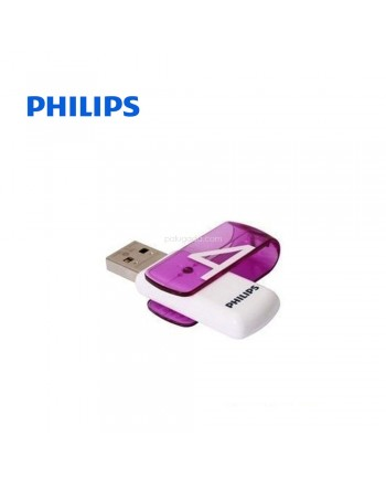 Philips Vivid Edition Swap 4GB Flashdisk