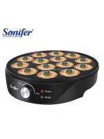Sonifer SF-6071 Pancake Maker SF6071 Takoyaki Maker