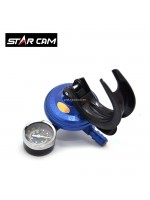 Star Cam SC-23M Regulator Gas dengan Meteran