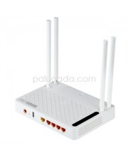 Totolink A2004NS AC1200 Wireless Dual Band Gigabit NAS Router