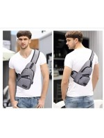 Tas Selempang B295 - Smart Crossbody USB port Charger