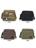 Tas Selempang Kanvas B534 - Messenger Bag Canvas