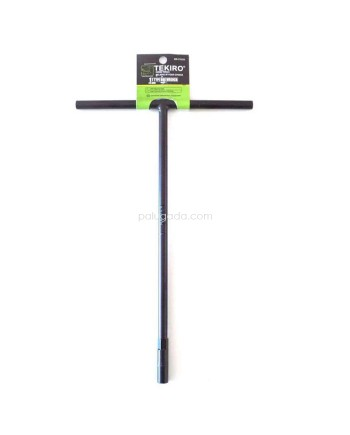 Tekiro Kunci T Hitam - T Type Wrench Sock 8mm