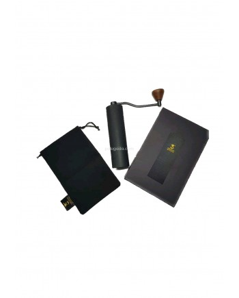 Timemore Chesnut Slim Coffee Grinder - Gilingan Kopi Manual Hitam