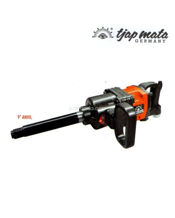 Tjap Mata 9 Inch Anvil - Air Impact Wrench 1 Inch Drive