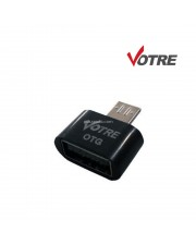 Votre OTG Konektor female USB To male Micro USB Connector