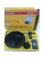 Holesaw Set 16 pcs Vitatools