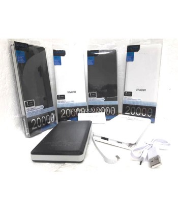 Viverr V68 PowerBank 20.000 mAh