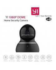Xiaomi Yi Dome Camera 1080P Versi Internasional - IP Camera 360 Night Vision