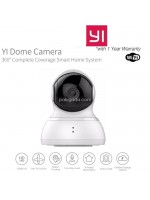 Xiaomi Yi Dome Camera 720P Versi Internasional - IP Camera 360 Night Vision
