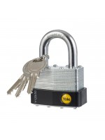 Yale Gembok Y125-50-129-1 - Laminated Steel Padlock 50mm