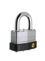 Yale Gembok Y125-60-133-1 - Laminated Steel Padlock 60mm