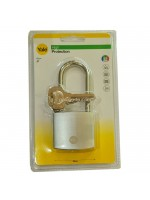 Yale Y120-50-163-1 High Security Padlock Gembok 50mm Panjang Silver