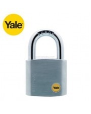 Yale Gembok Y120-60-135-1 - Solid Brass Padlock 60 mm