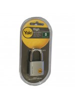 Yale Y120-40-125-1 Silver Series Padlock Outdoor Gembok 40mm