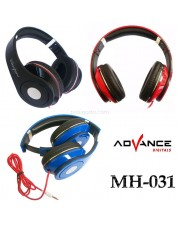 Advance MH-031 Stereo Headphone Extra Bass