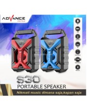 Advance S30 Portable Speaker Bluetooth S-30
