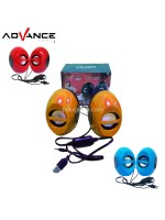 Advance Duo-070 Speaker